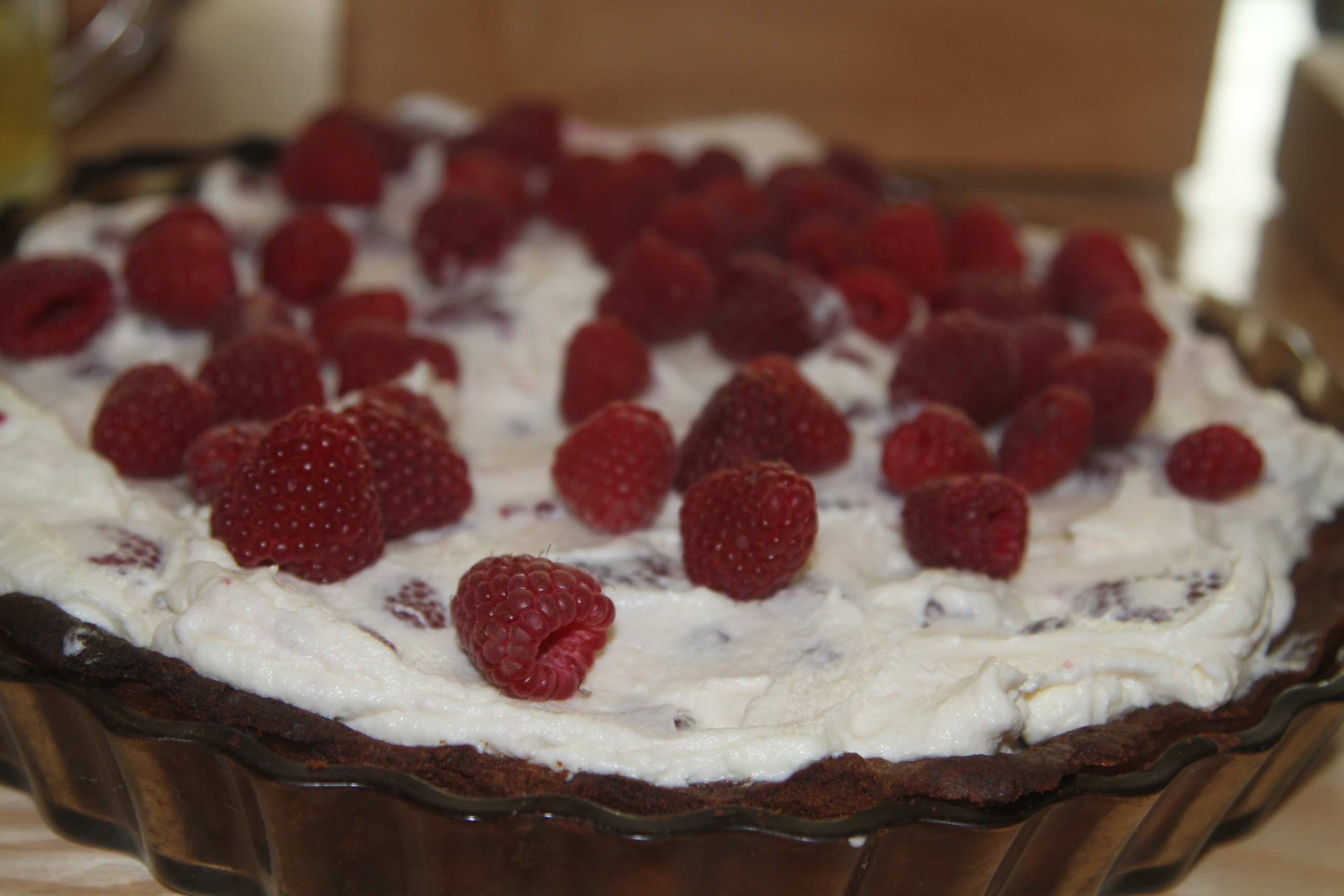 łatwa tarta z serkiem mascarpone
