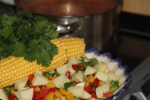 gulaszowa zupa z paprykami i chilli