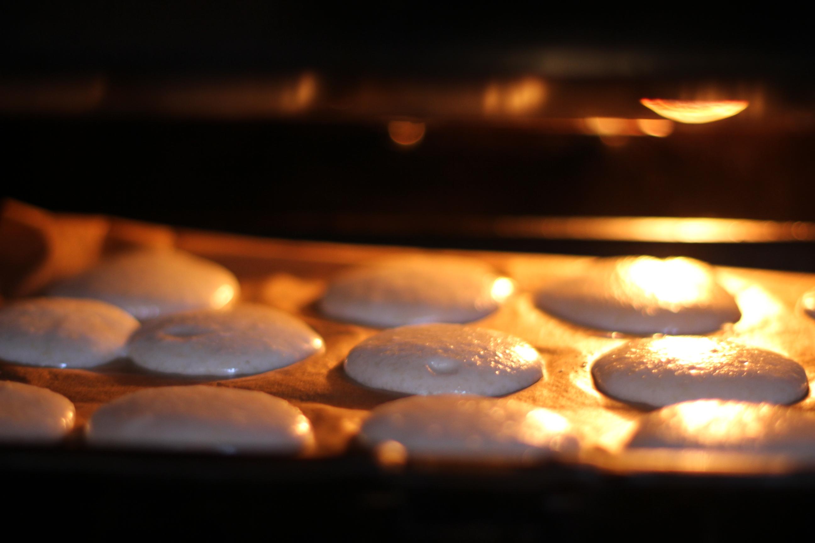 ciastka migdałowe