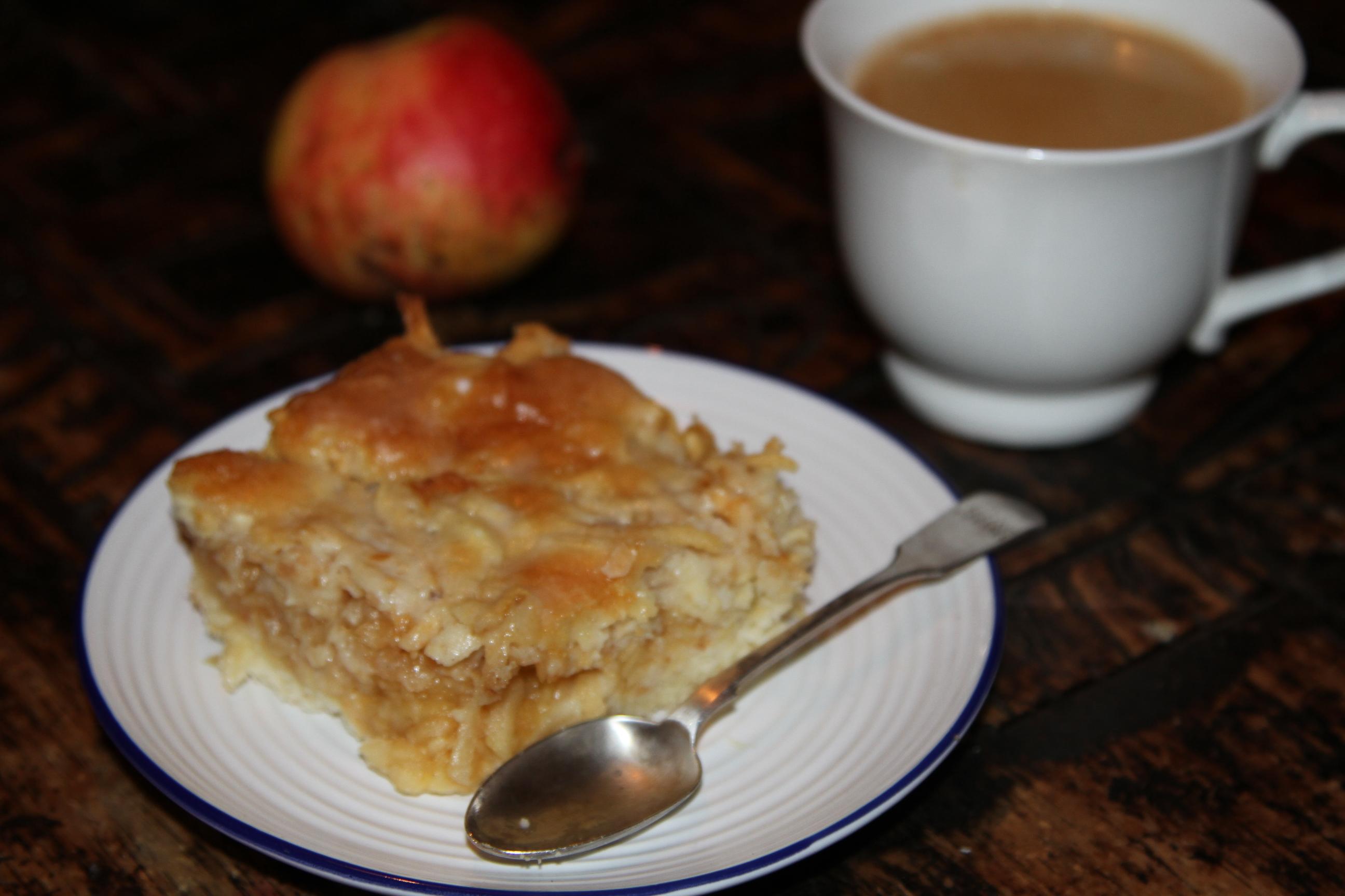 delikatny jabłecznik