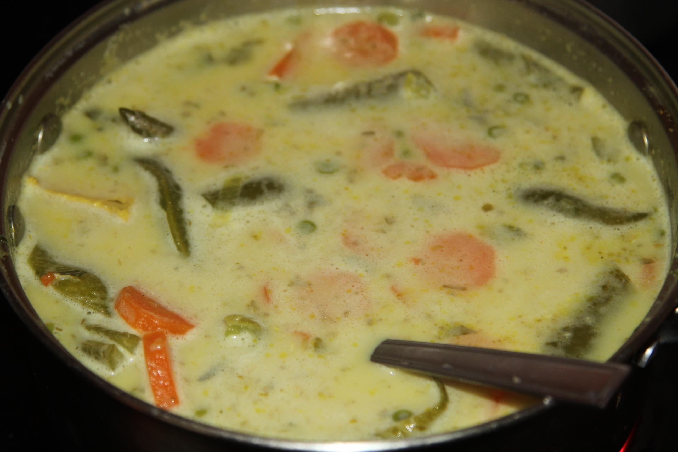 Zupa pachnąca i pyszna