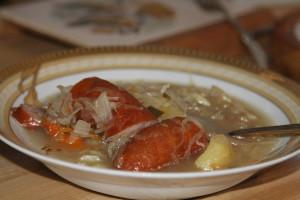 lwaśna zupa