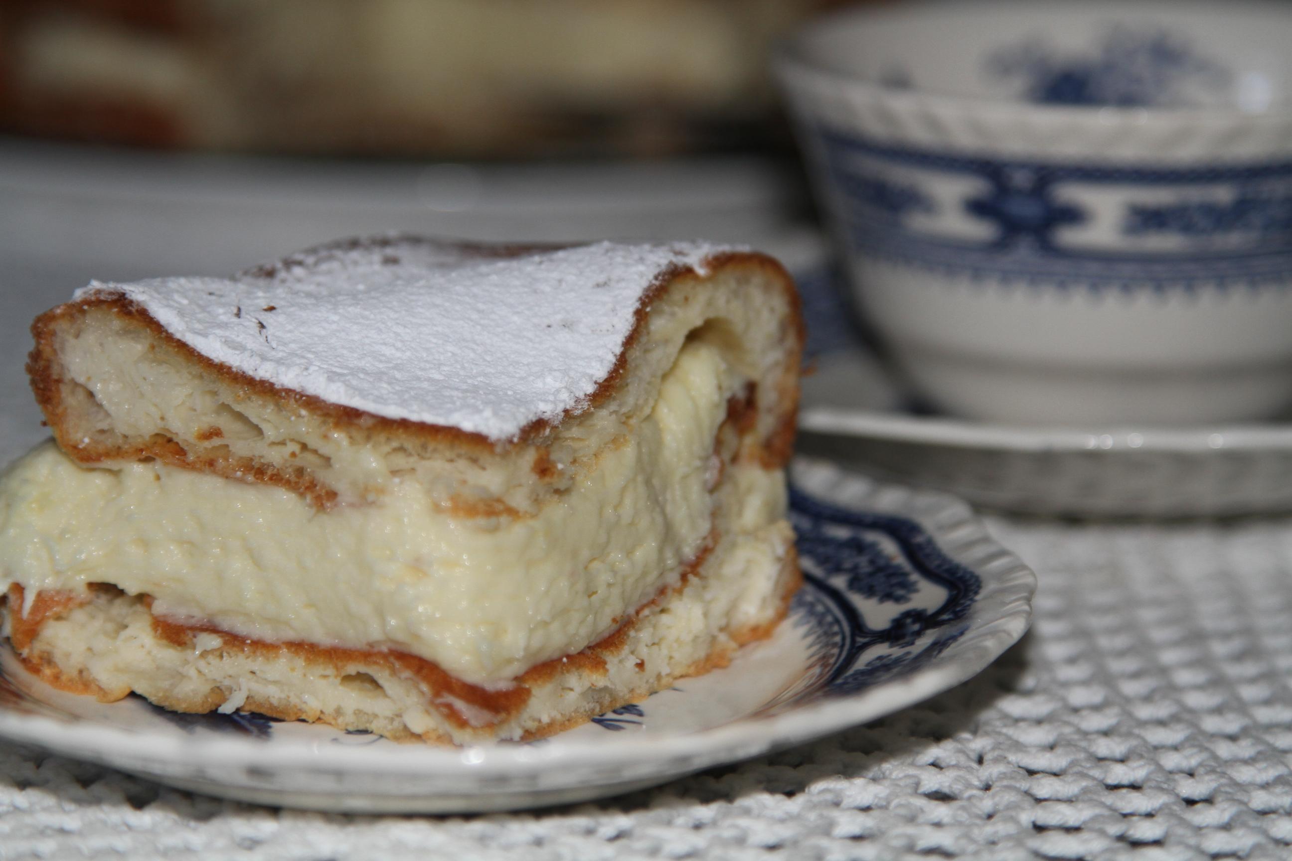 parzone ciasto