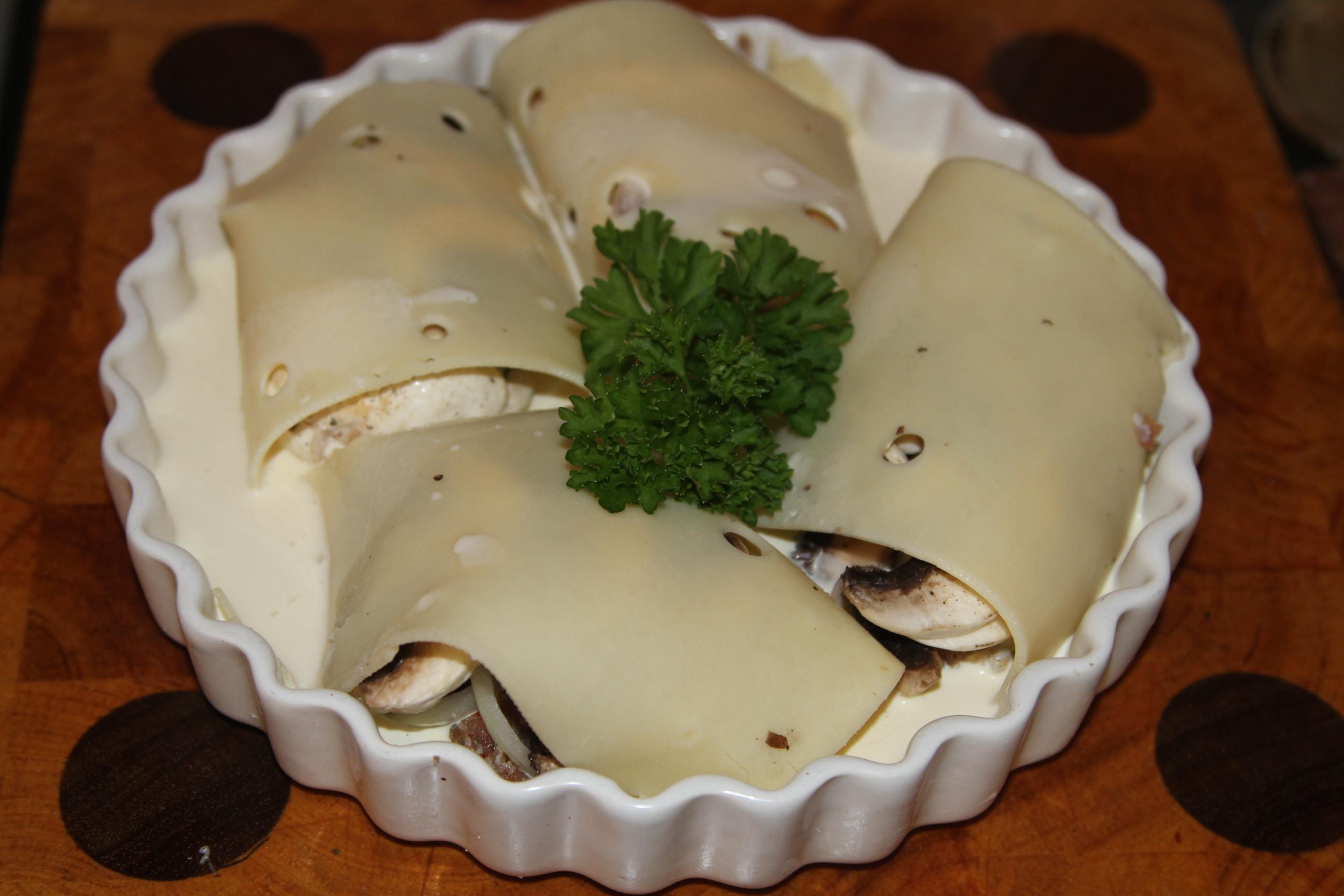 steki z serem