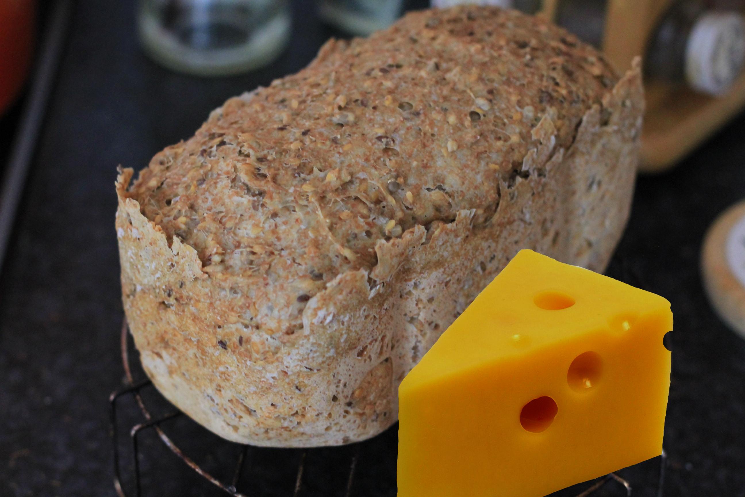 chleb z białej mąki