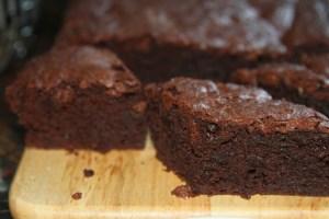 czekoladowe brownies