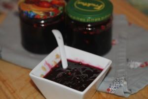 domowy dżem z winogron