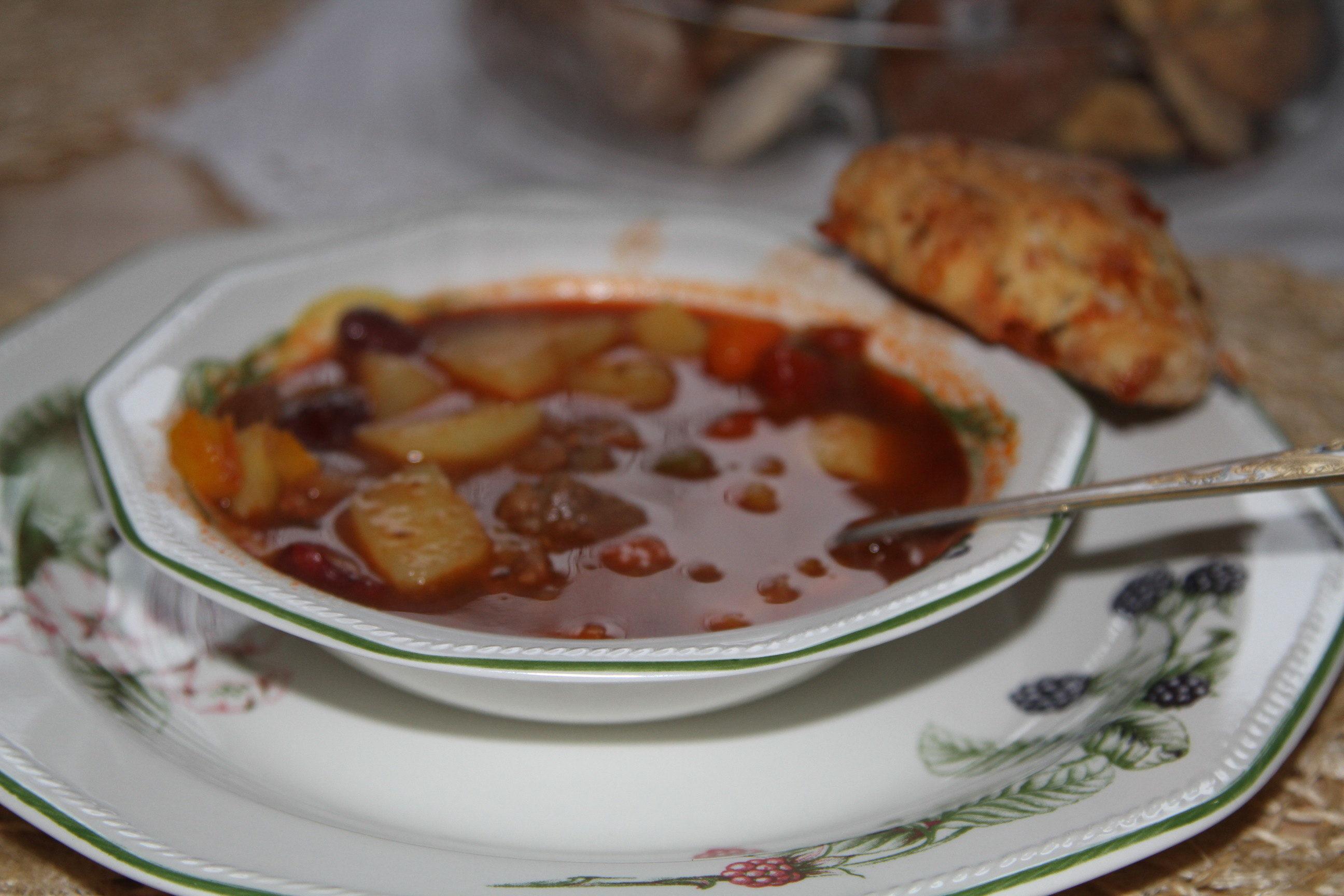 zupa bardzo sycąca