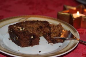 wilgotne ciasto