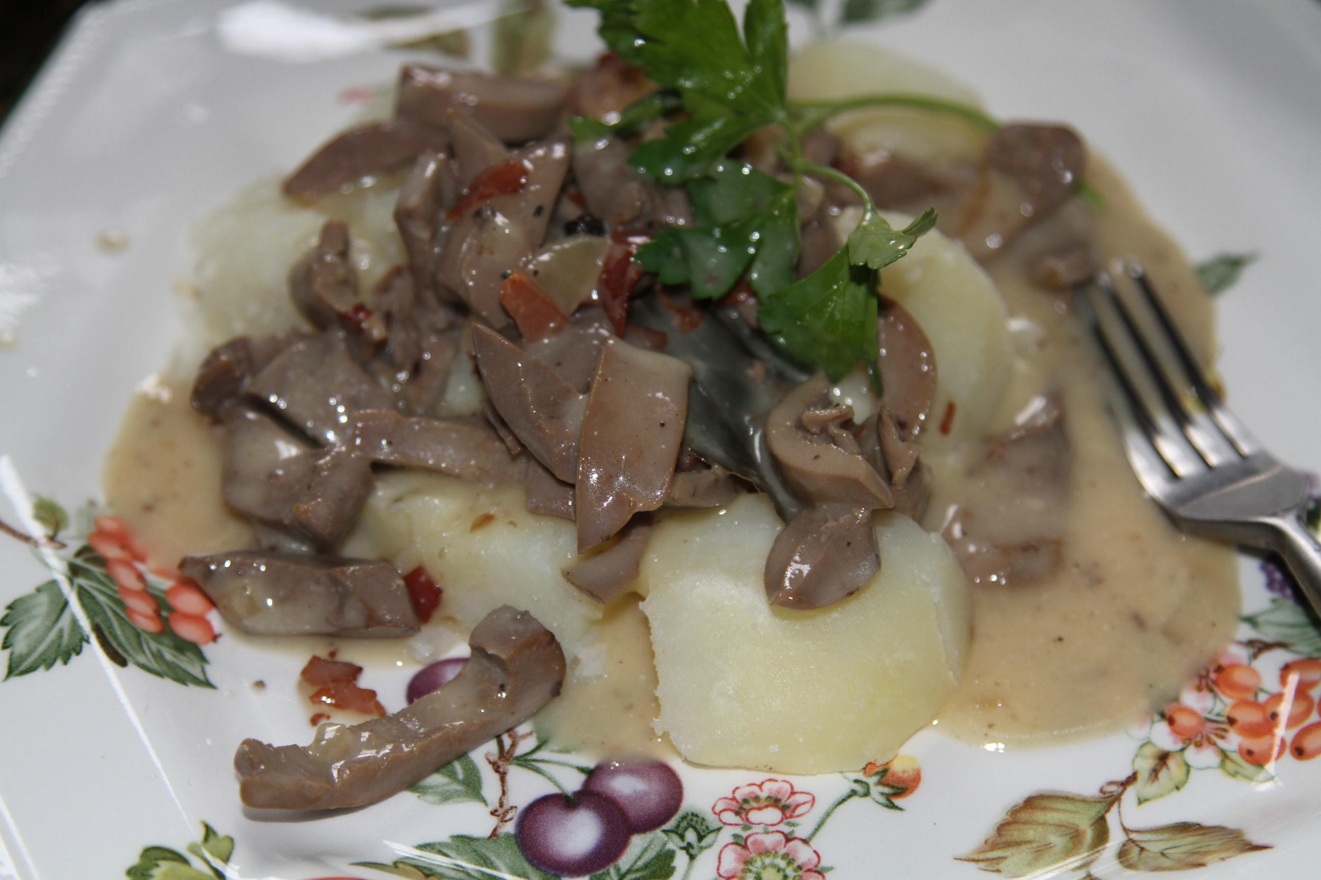 tradycyjny gulasz z nerek