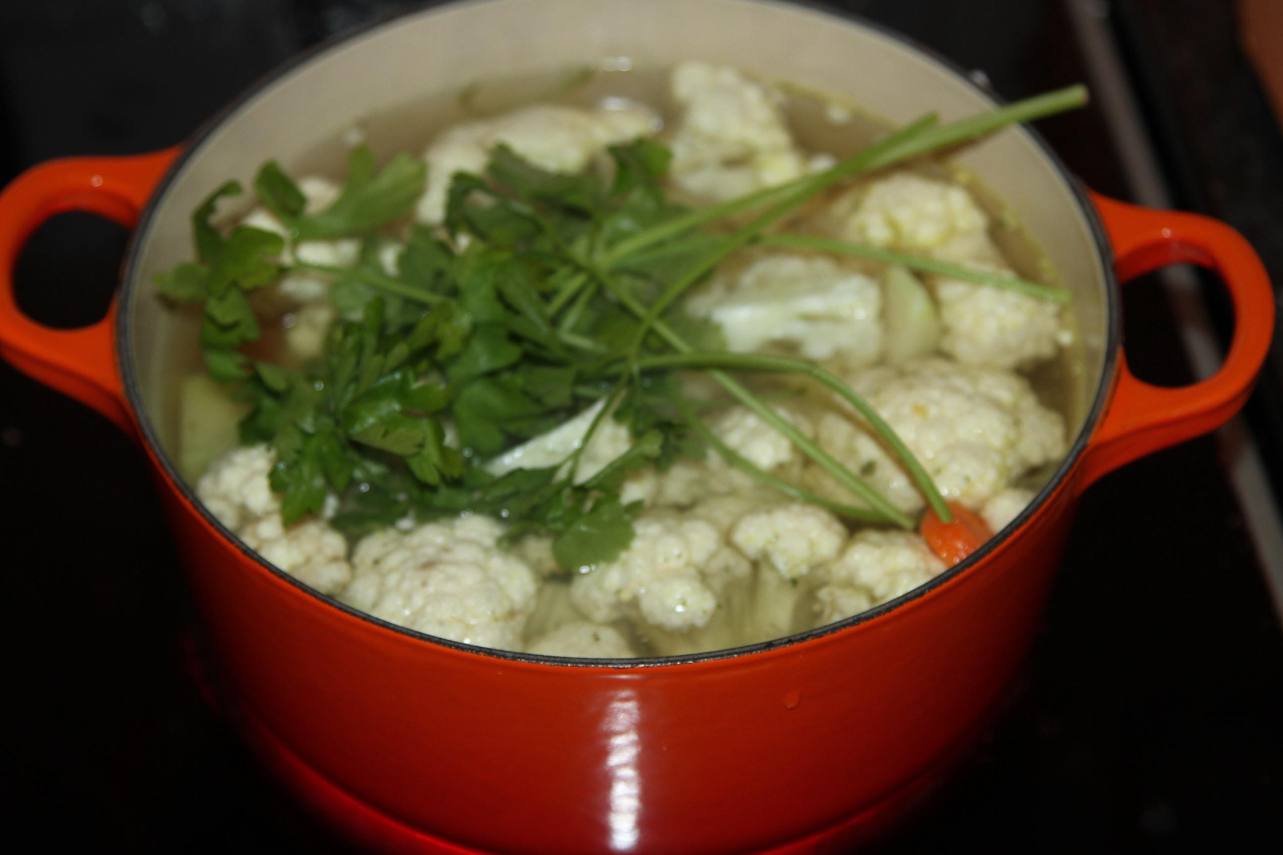 zupa warzywna bez mięsa