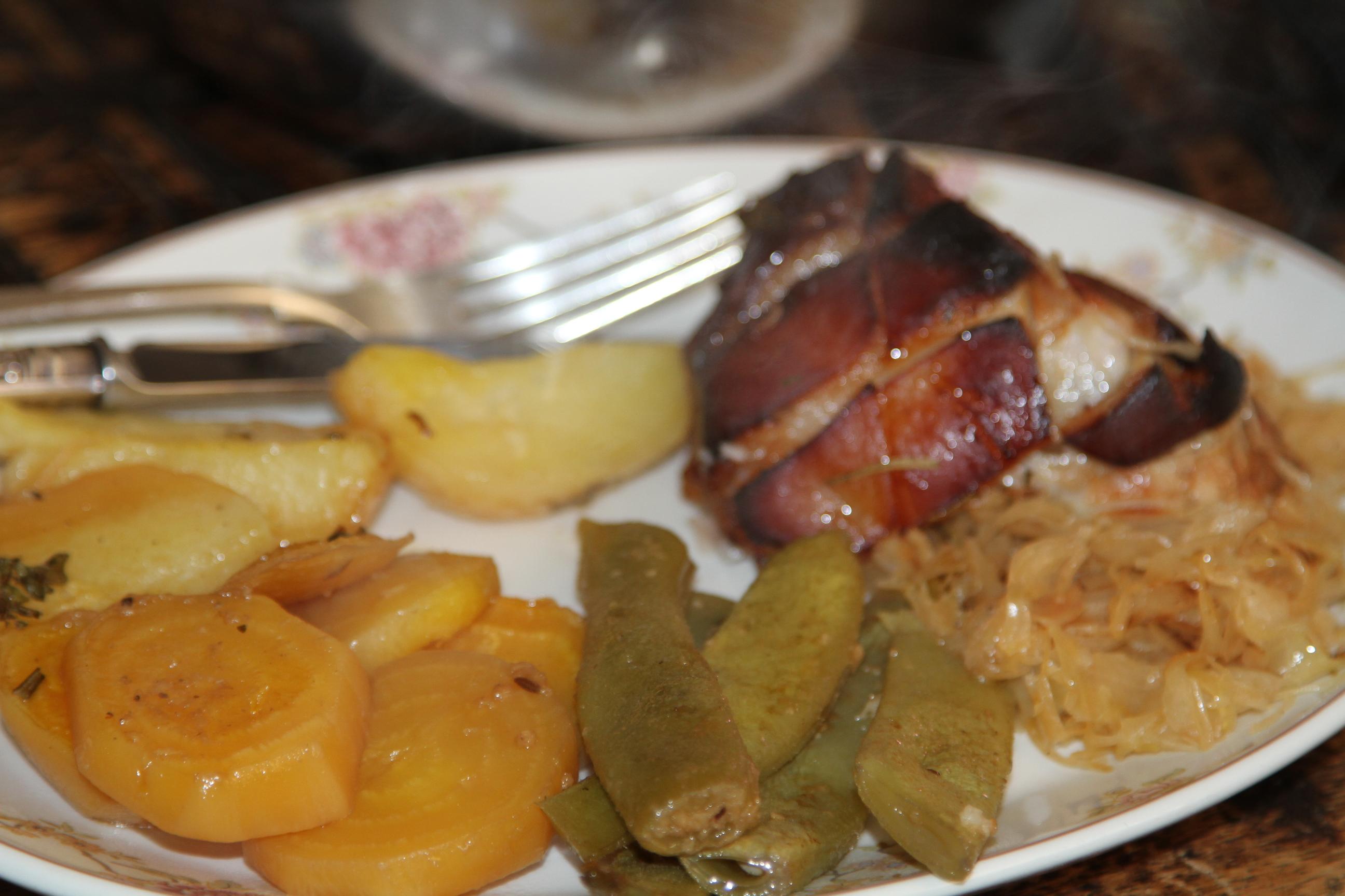 Golonka Delikatna I Rozplywajaca Sie W Ustach Kuchnia Pokolen