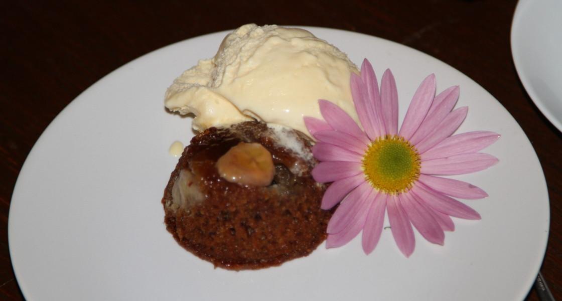 Sticky Toffee & Banana pudding | Kuchnia pokoleń