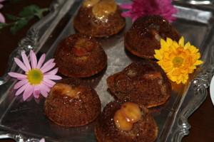muffinki z daktylami