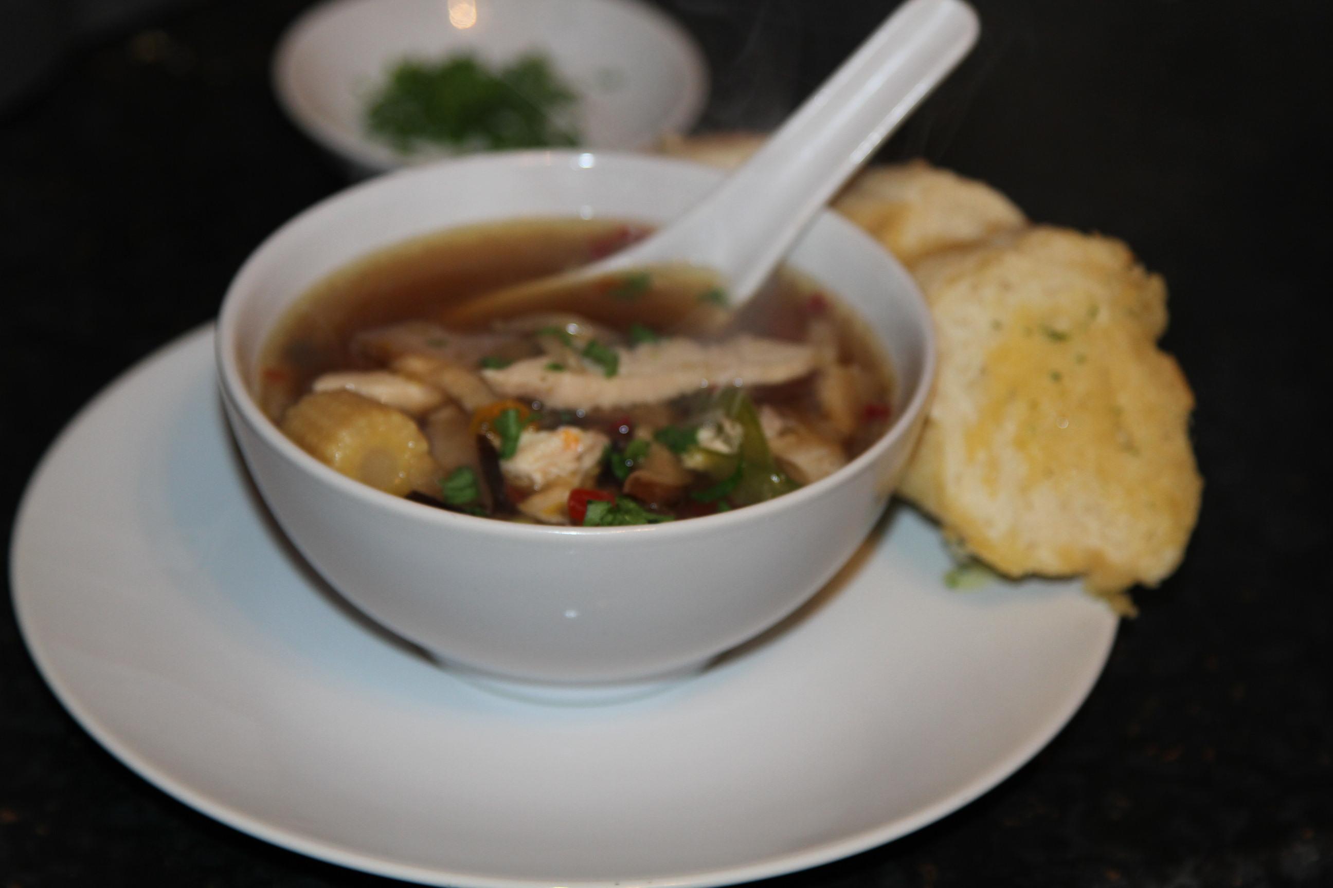 zupa egzotyczna