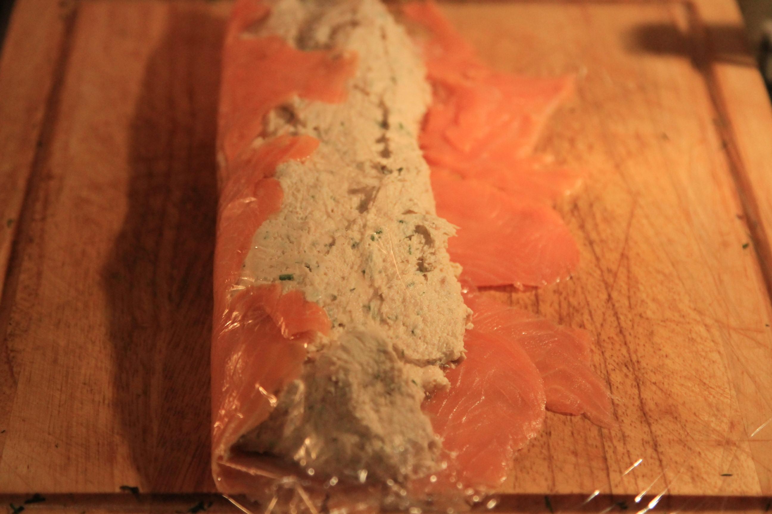 rolada z makreli
