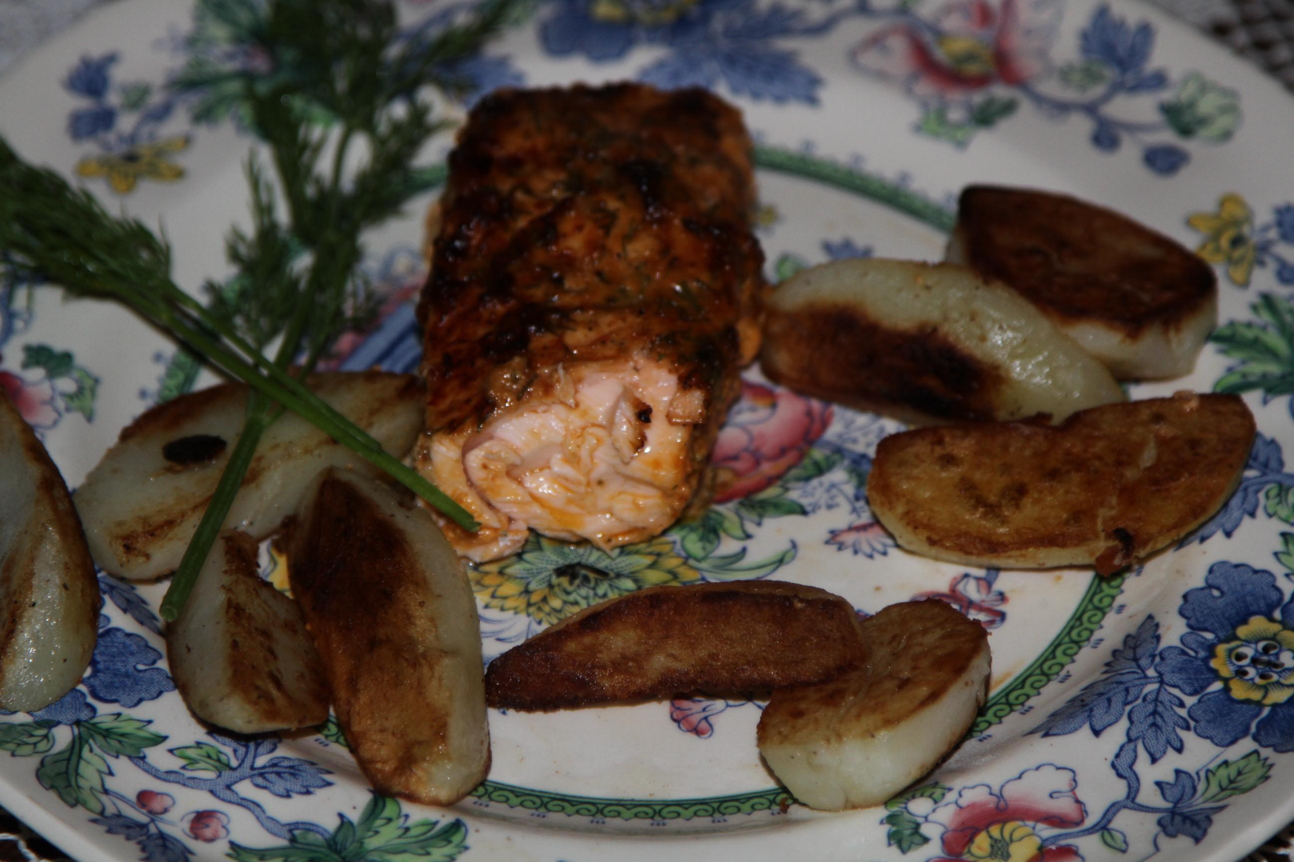 danie z ryb