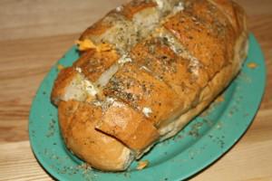chleb z serem