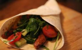 Fajitas z kurczakiem, pomysł na super kolację