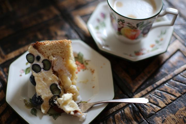wykwintne ciasto