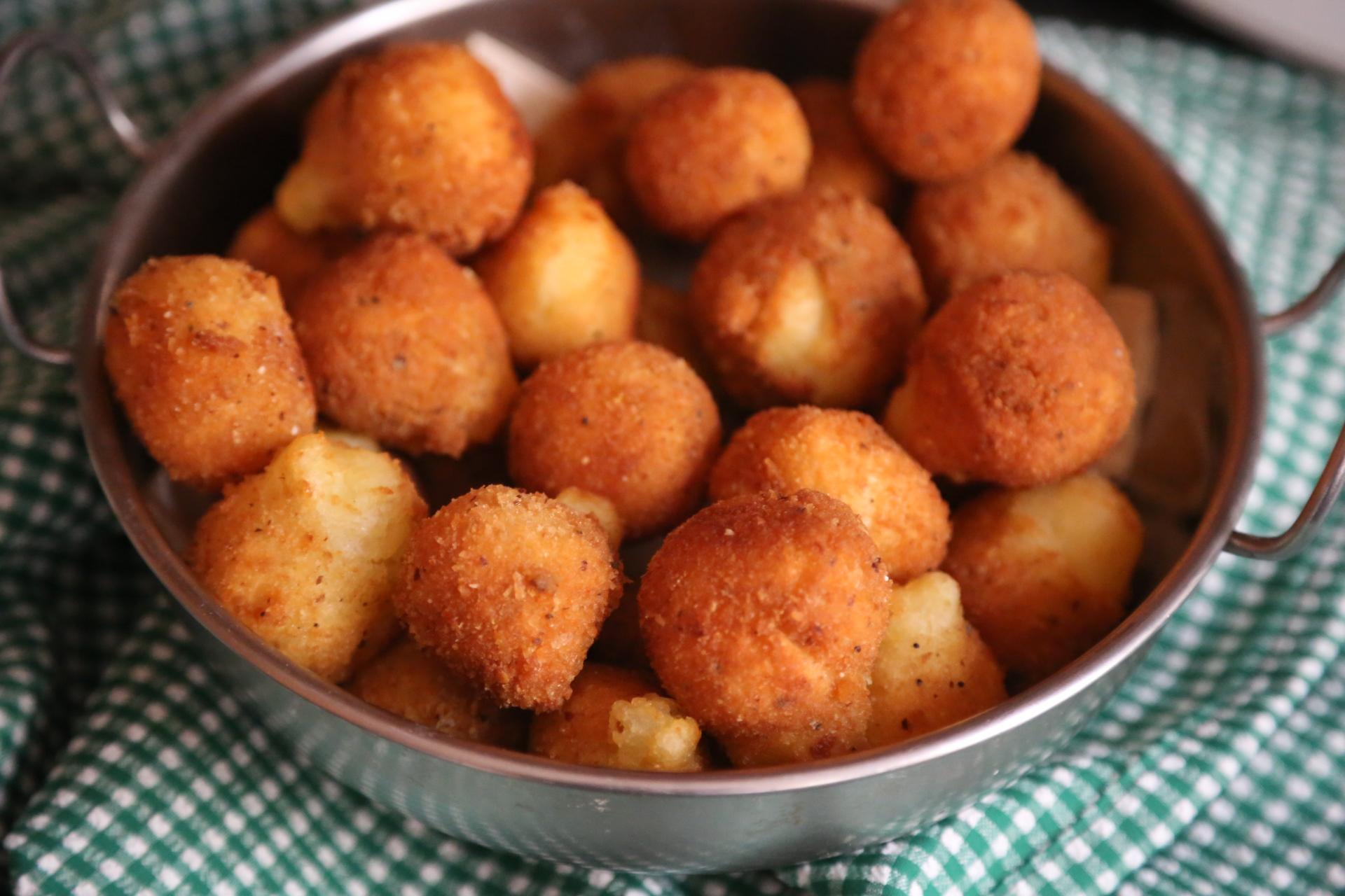 ziemniaki z oleju