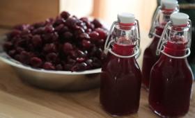 Najprostszy sposób wykonania soku wiśniowego