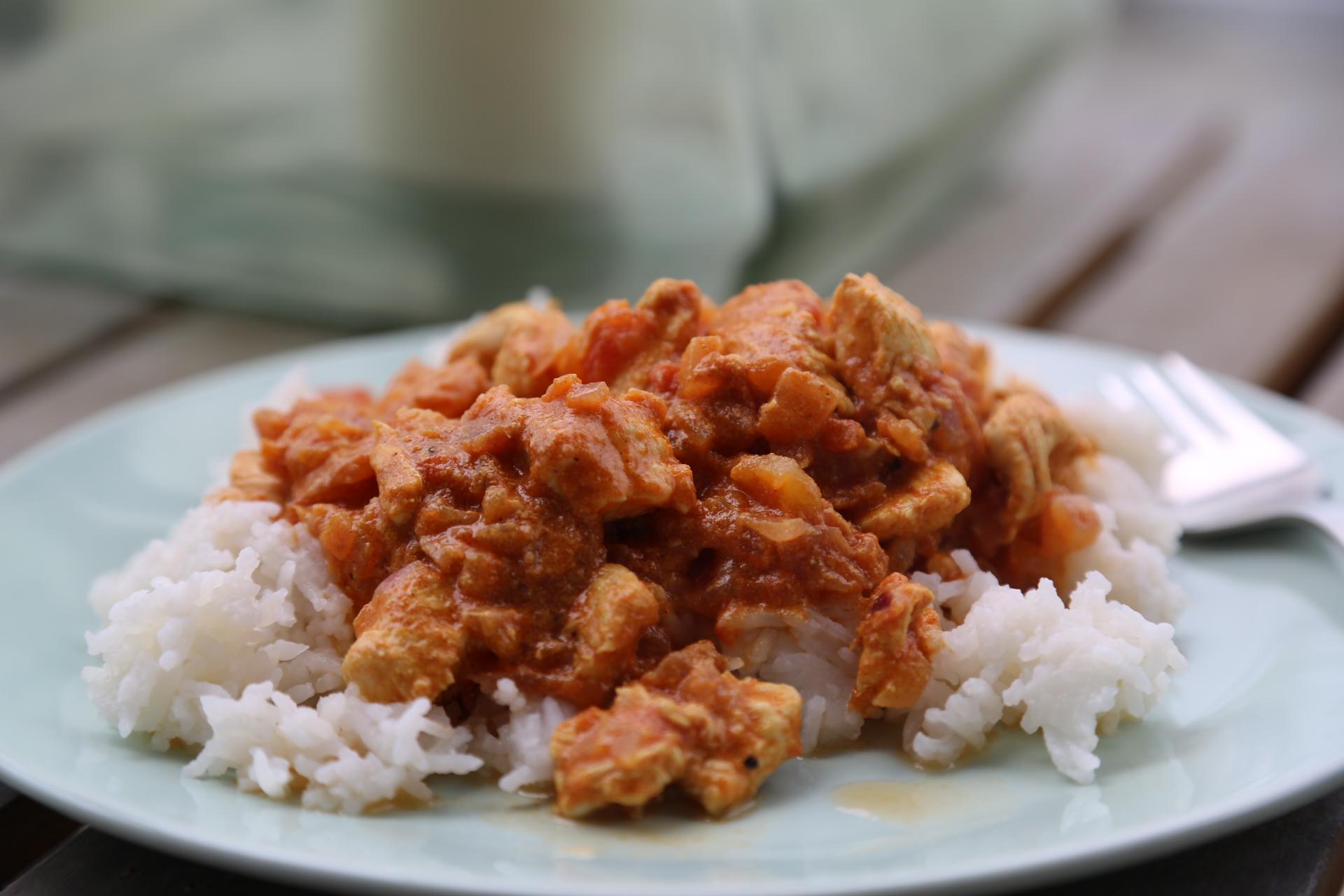 kurczak chili masala