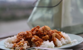 Curry masala z kurczaka