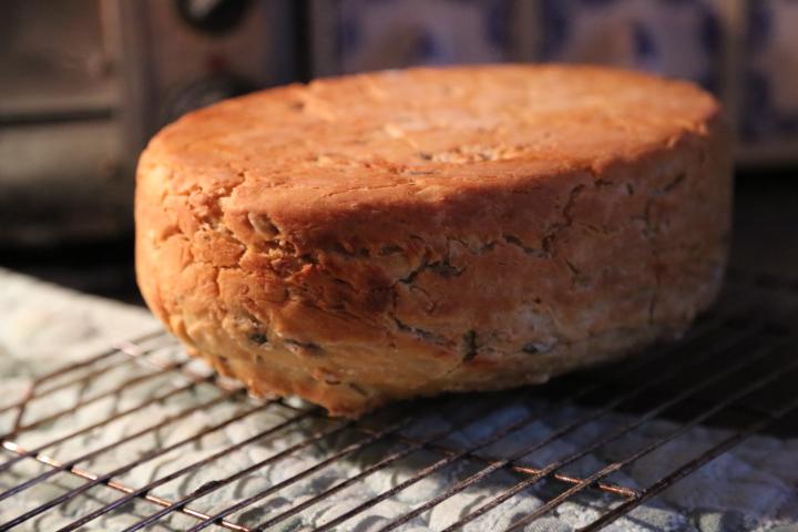 biały chleb
