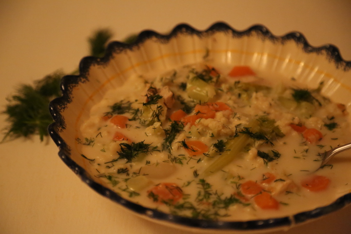 zupa kalariorowa