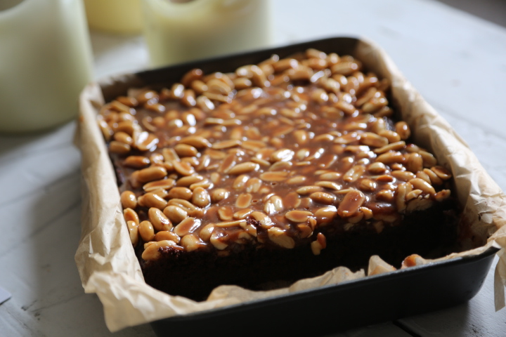 czekoladowe ciasto