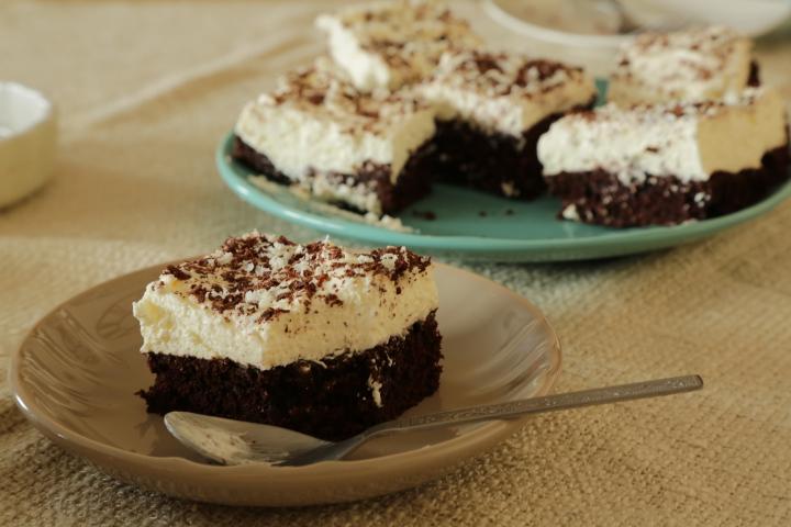 ciemne ciasto