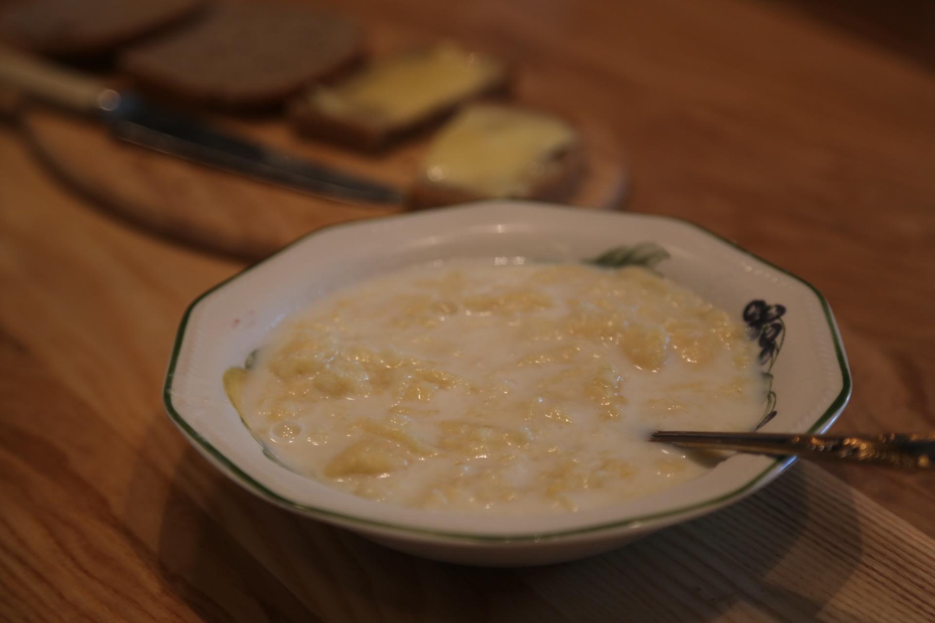 zupa mleczna