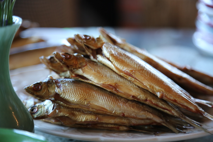 ryba wędzona