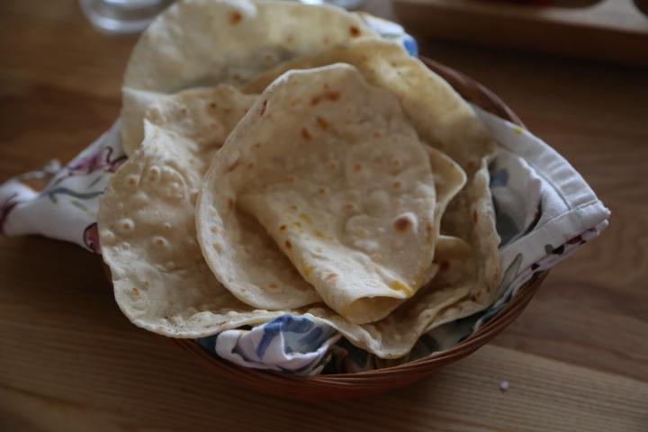 chlebek indyjski